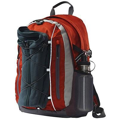 This backpack can give your teen's back a break. It weighs less than a ...