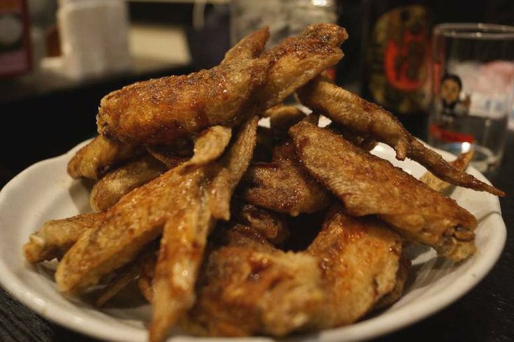 ... fried chicken wings recipes dishmaps tebasaki recipe japanese fried