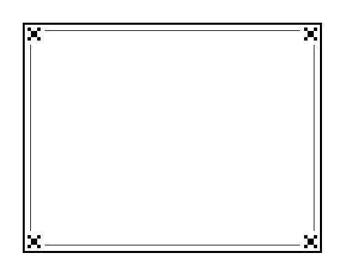 cornice fine.gif (500×400)  cornici  Pinterest