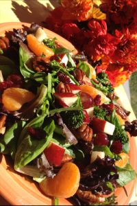 Fall Salad | Salads - Soups - Breads | Pinterest