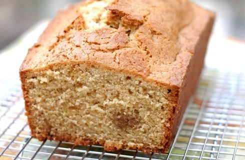 Brown Butter Pound Cake | Sweets | Pinterest
