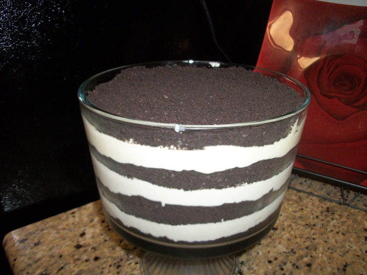 Irish Style Dirt Cake Recipes — Dishmaps
