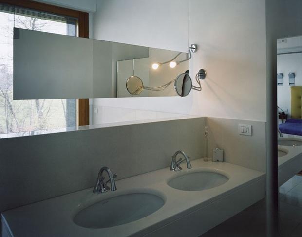 Floating Mirror Bathroom Antigua Pinterest