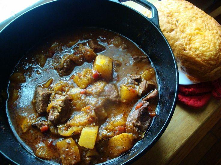 Pork and Pumpkin Stew | Made By Me | Pinterest