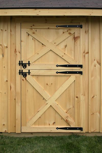Locker door style barns pinterest for Dutch style barn