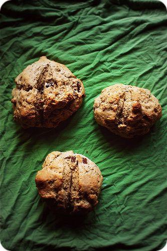 Irish soda bread buns #glutenfree | Gluten Free | Pinterest