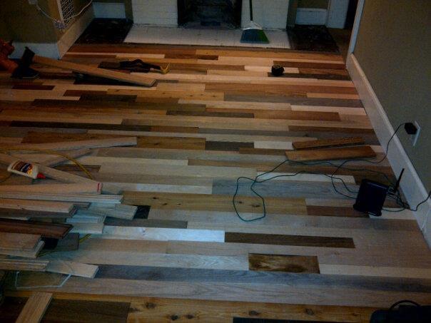 S Flooring Living Room