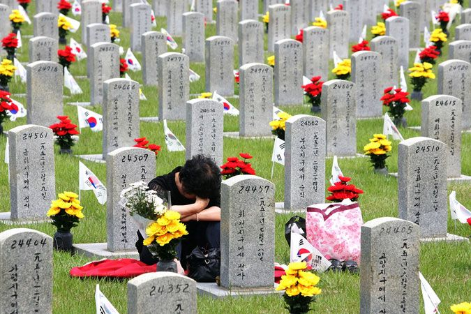 memorial day korea activities