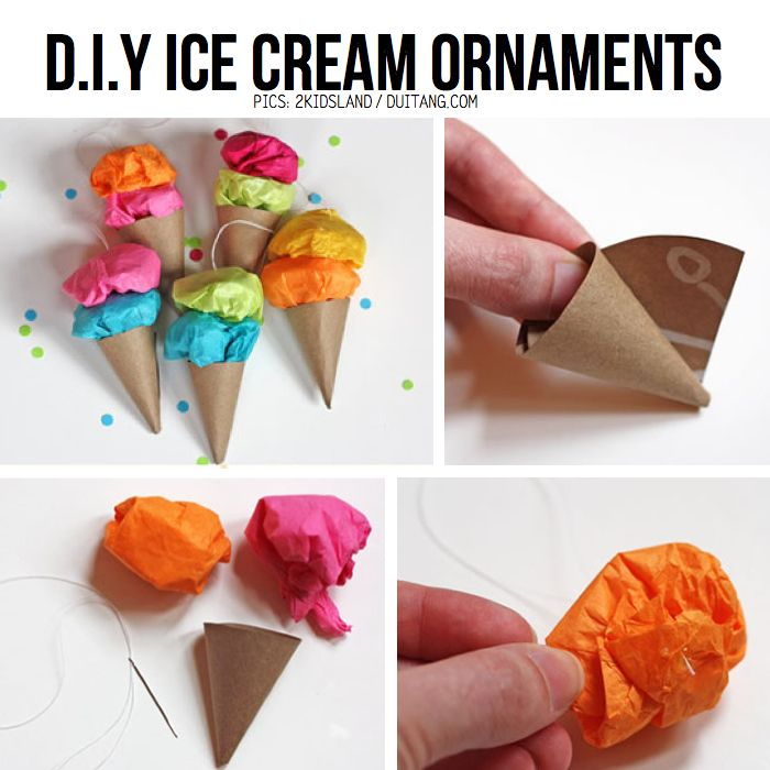 Как сделать мороженое дома как сделать самой себе