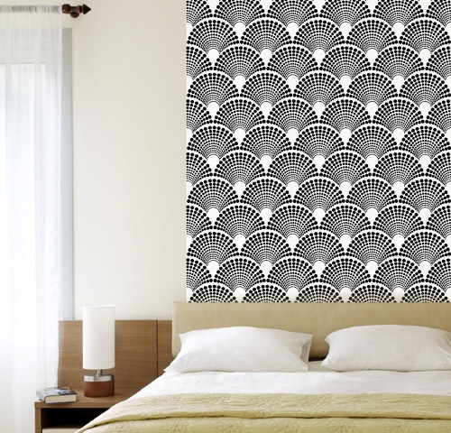 Scenery wallpaper removable wallpaper tiles for Removable flooring for renters