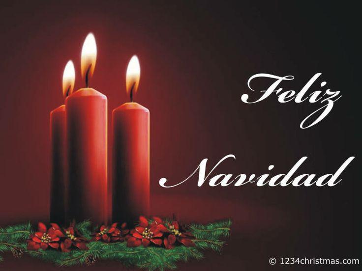 Feliz Navidad Greetings | Christmas Spanish Greetings | Pinterest: pinterest.com/pin/405957353882653631