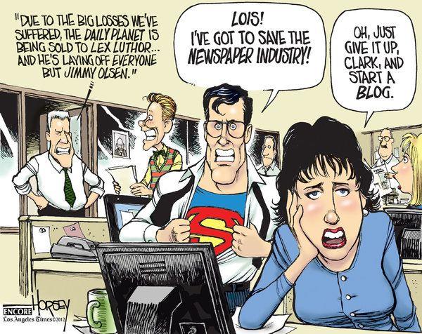 David Horsey / Los Angeles Times/May29, 2012