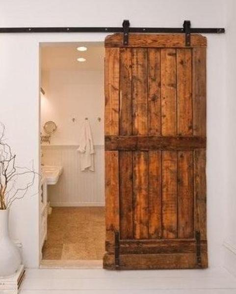 Barn Door Reclaimed Wood Jay Pinterest