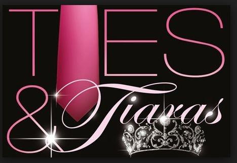 Ties and tiaras tnj wedding pinterest