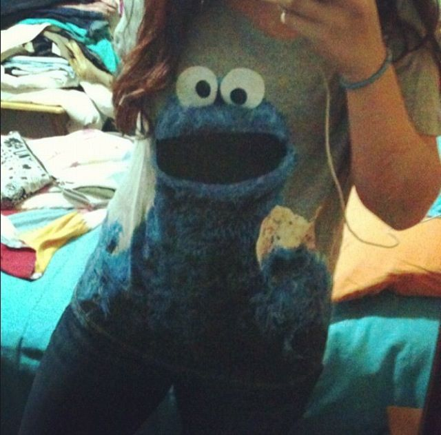 cookie monster porn star