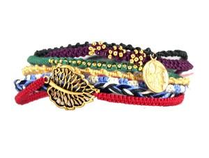 Seven Wonders of the World #Friendship #Bracelets #homemade $45