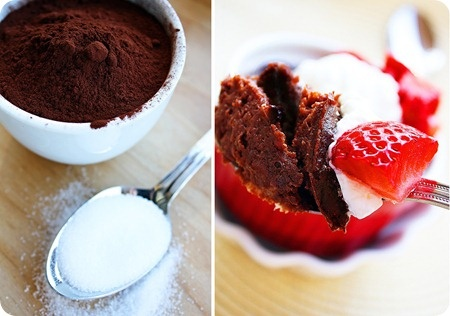 The Comfort of Cooking » Easy Chocolate Bread Pudding with Vanilla ...