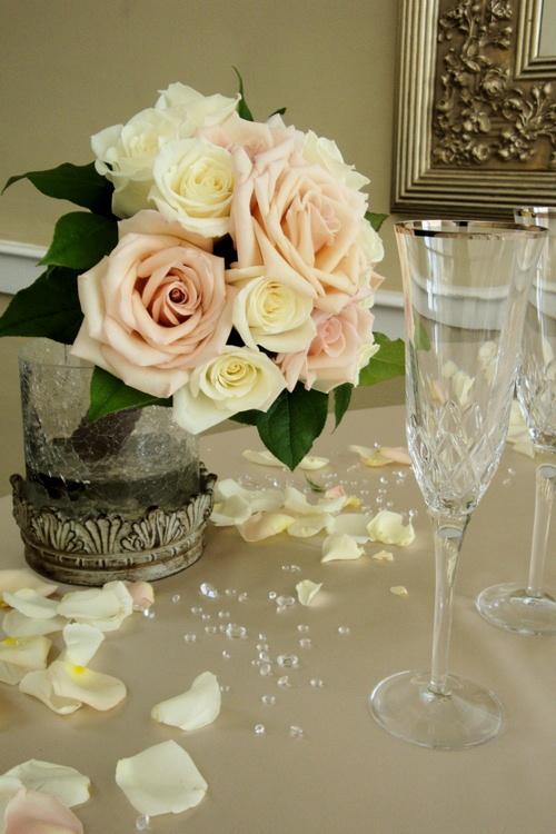 Champagne & Roses Caramel Recipe — Dishmaps