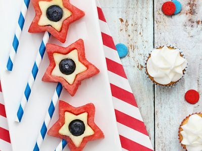 4th of july fun foods