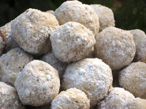 Russian Tea Cakes | Recipe