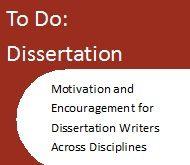 dissertation organization tools