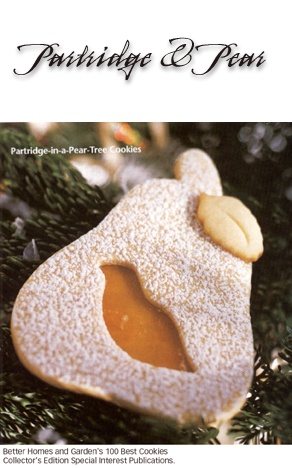 Partridge in a pear tree cookie cutters! Maybe next year...