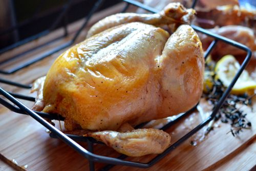 Julia Childs Classic Roast Chicken | Award-Winning Paleo Recipes | Nom ...