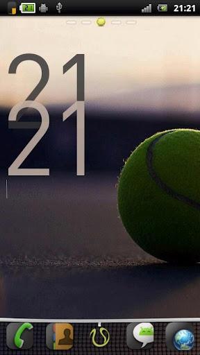 Tennis Theme Go Launcher EX v1.3