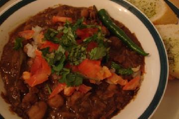 Curried Butter Bean Salad | Vegetarian | Pinterest