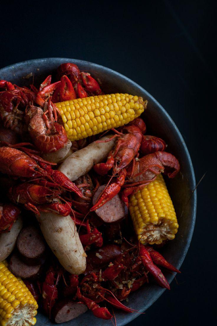 Crawfish Boil Recipe | Outdoor Eats | Pinterest