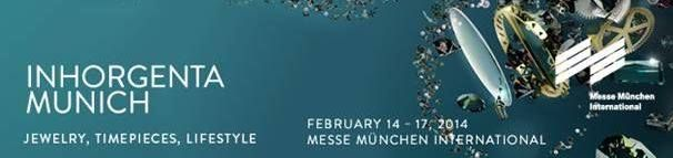 Inhorgenta Munich - 14-17 Febr. 2014 -  Espaijoia will attend you at booth hall C2 stand 515E.