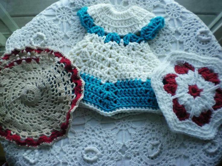 Crochet Pattern Central Potholders : Crochet Pattern Central Free Potholders And Hot Pads ...