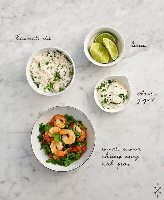Fancy - Tomato coconut shrimp curry | Love and Lemons
