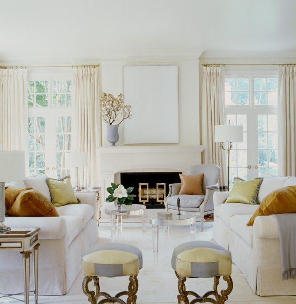 suzanne kasler interior double couch chairs vs stools would not