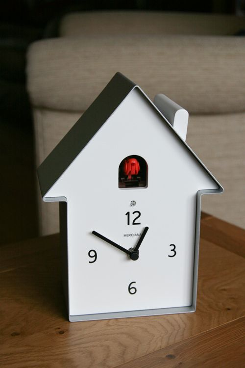 Modern Cuckoo Clock Clocks Pinterest