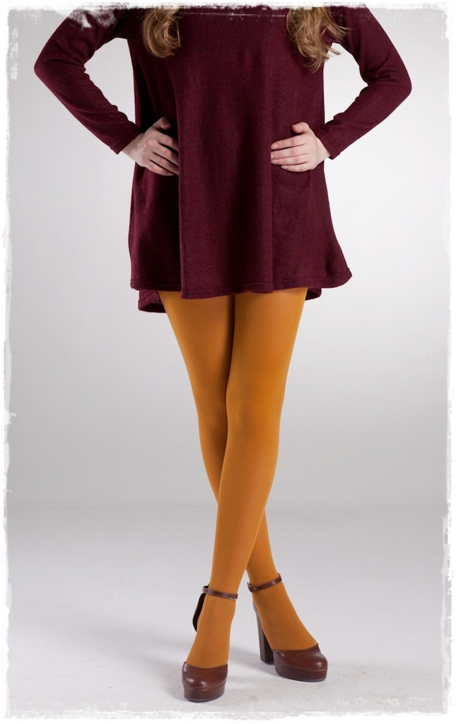 Warm color tights 6 colors available 14 at lalamagic com