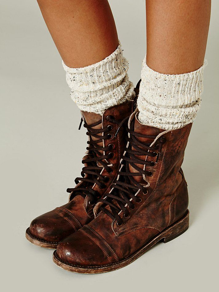 Fletch Lace Up Boot....... by FREEBIRD by Steven for Free People........