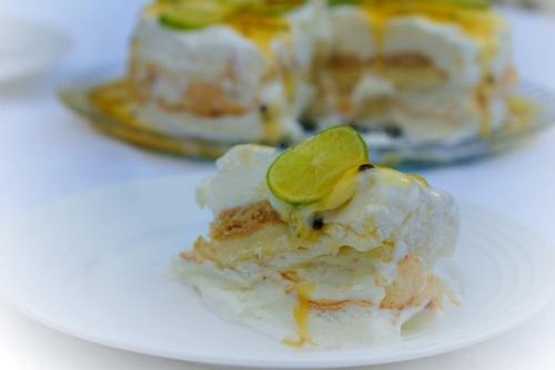 lemon meringue ice cream pie in toasted pecan crust lemon meringue ice ...