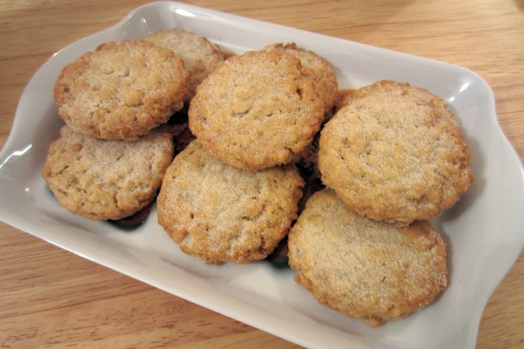 Traditional Oat Biscuits made with Irish soda bread flour.