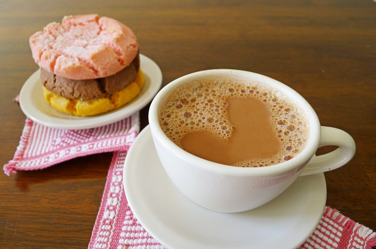 Today S Cafe Y Pan Dulce