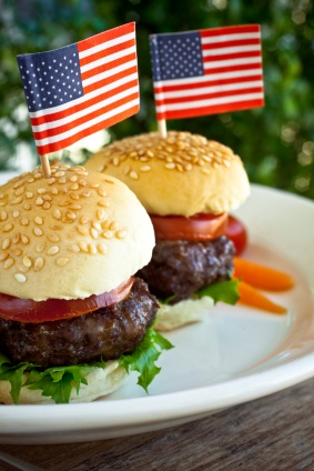 healthy memorial day menus