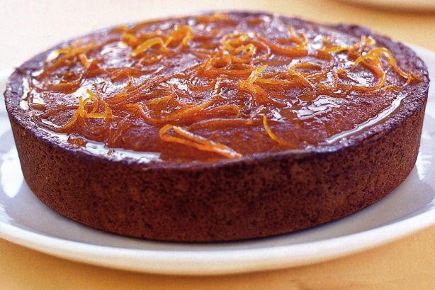 Orange syrup cake | Food | Pinterest