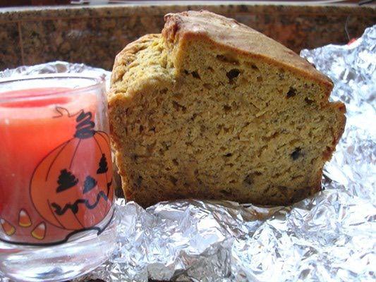 Low Fat Pumpkin Banana Bread | Recipe from Lauren Parker | Be careful ...
