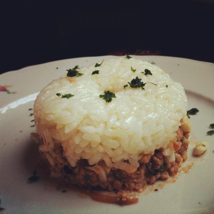 "Arroz tapado""- Peruvian cuisine | Peruvian cuisine | Pinterest"