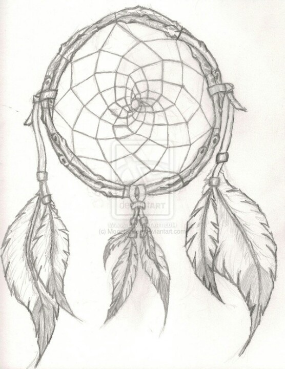Dream Catcher Tattoo Designs