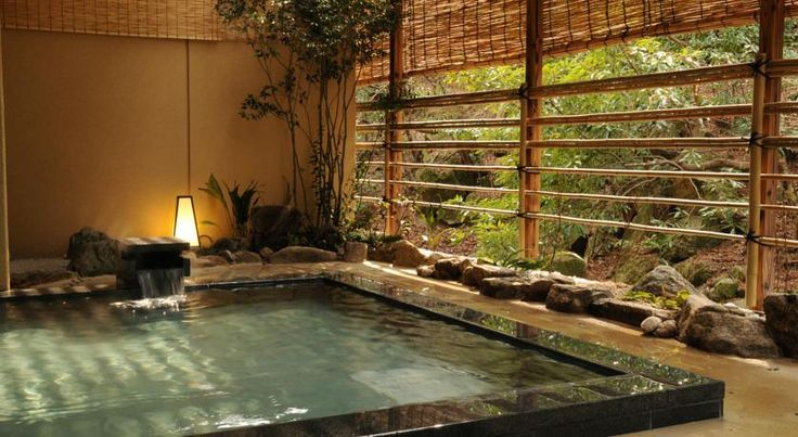 Japanese Bath Traditional Guest House Made In Japan