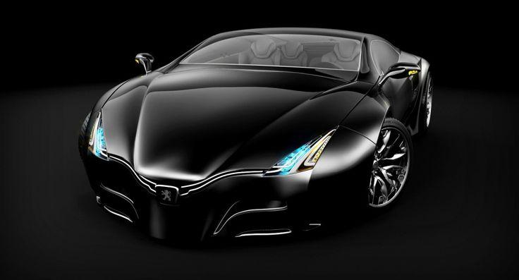 Concept Cars: Peugeot Shine