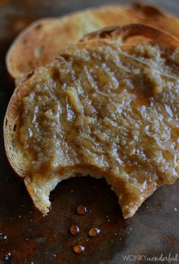 Walnut Butter Baklava Spread : easy nut butter recipe ...with walnuts ...