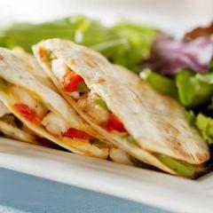 Vegetable Quesadilla | Recipe