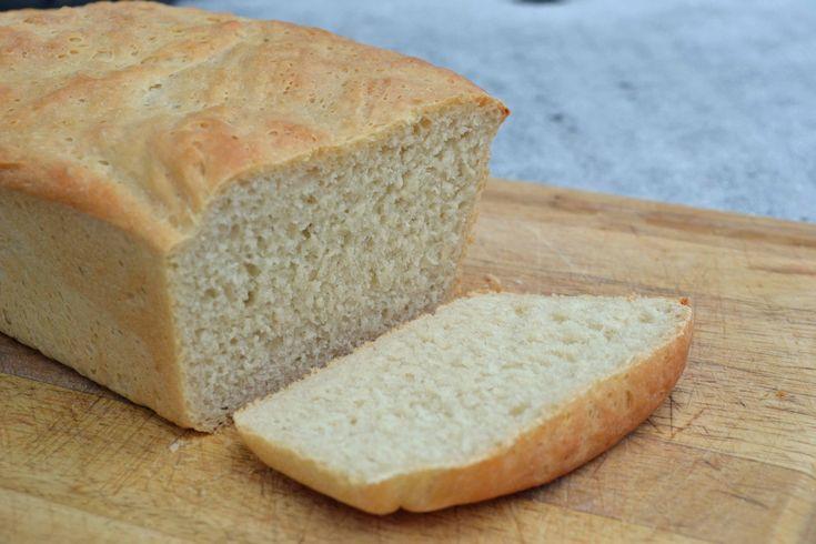 Basic White Sandwich Bread Recipe — Dishmaps